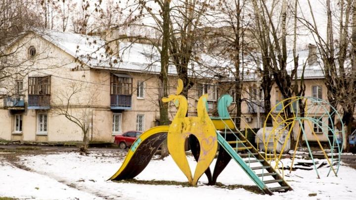 Скалодромы и фонтаны: в Ярославле переписали правила благоустройства дворов