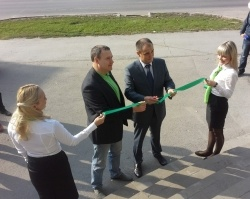 Тюменский филиал «Росинтербанка» переехал в новый офис