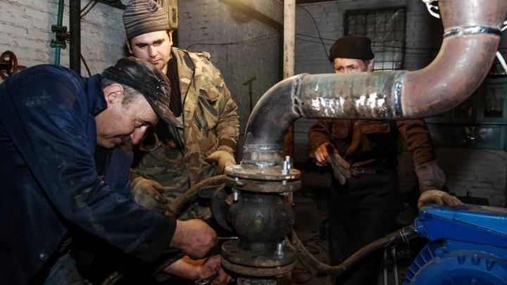 Губернатор: тепловики и энергетики региона не смогут вернуть долгов на миллиард рублей