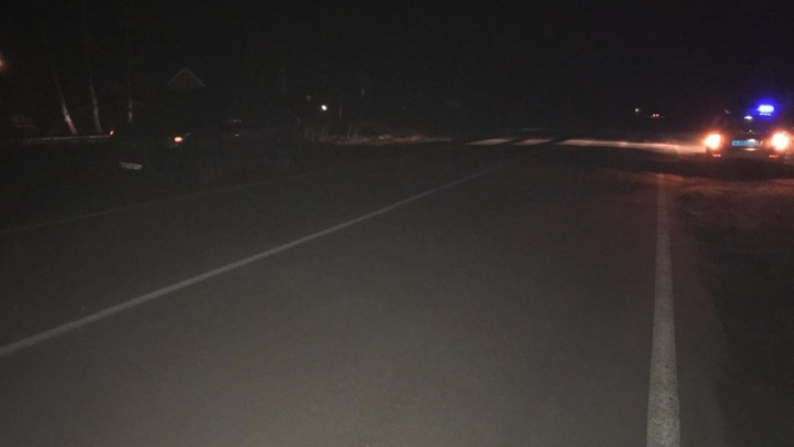 Не успела перейти дорогу: в Самарской области водитель Toyota сбил пенсионерку