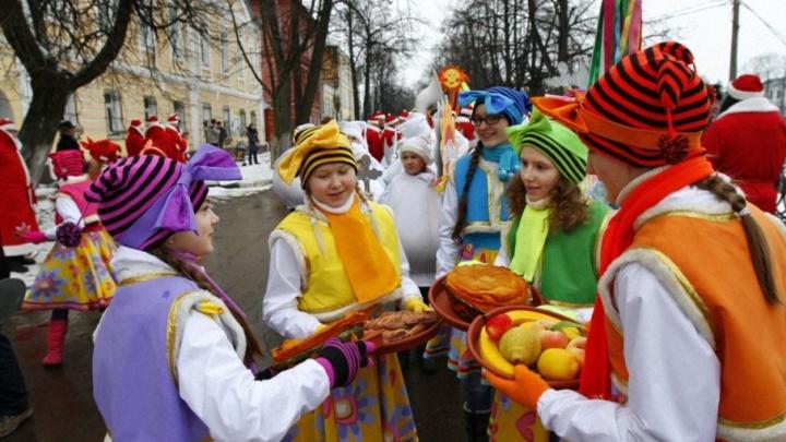 Власти: в Ярославскую область туристы едут ради праздников и еды