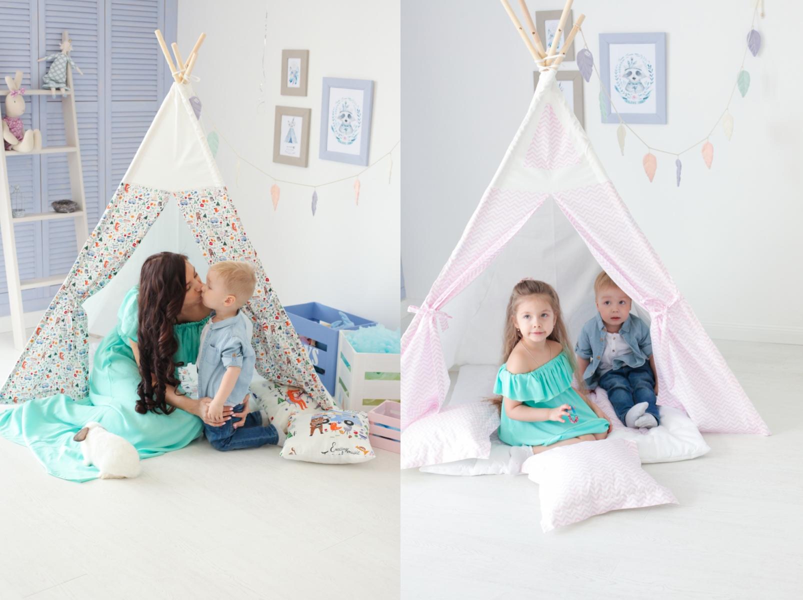 Дети – главные идейные вдохновители сестёр