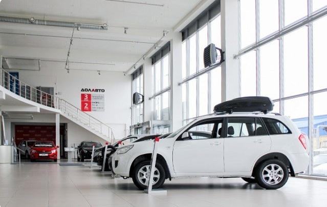 Китайские автомобили удобнее покупать у официальных дилеров