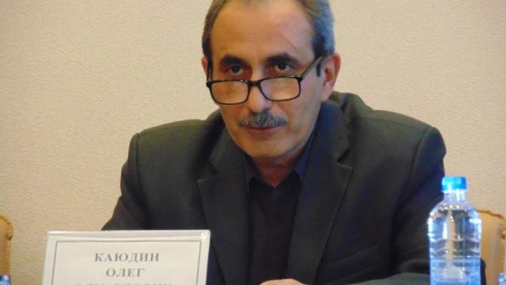 Глава администрации Каменска-Шахтинского подал в отставку