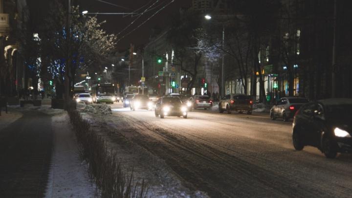 Главный полицейский Ростова назвал районы, в которых стало опаснее ходить по ночам
