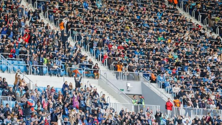 Спекулянты продают билеты на финал Кубка России в Волгограде по тысяче рублей за штуку
