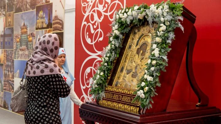 На выставке «Православная Русь» впервые представят икону «Живоносный источник»