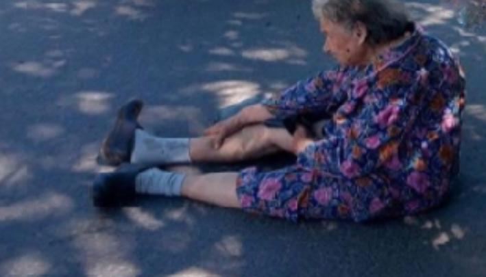 В Ростове водитель Honda сбил 91-летнюю пенсионерку