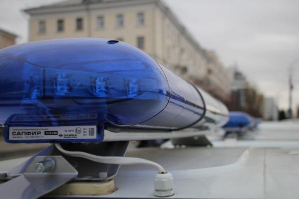 Молодых людей задержали полицейские, когда они катались по городу