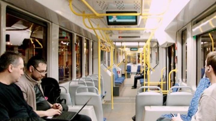 Трехсекционные трамваи привезут в Самару в июне