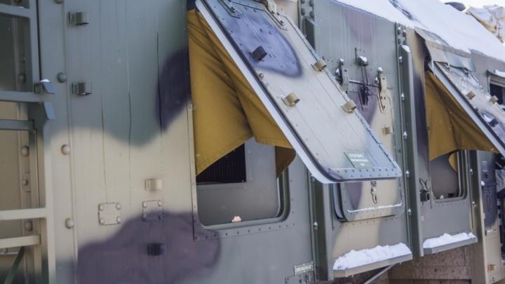 В Самарской области заработает передвижной военкомат