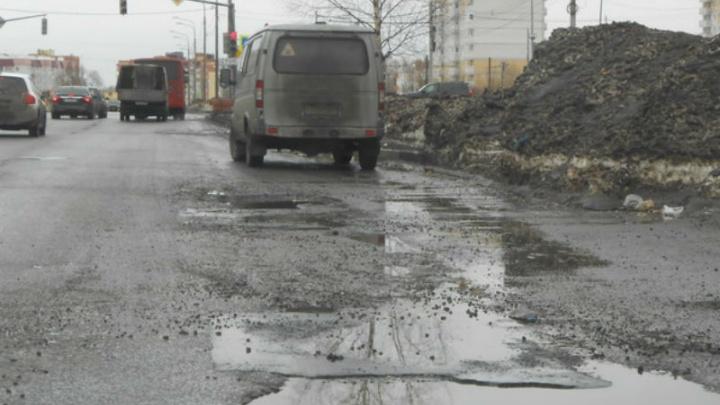 Ярославец через суд заставил чиновников отремонтировать дорогу в Брагино
