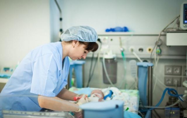 Места хватит всем: детская реанимация в челябинском кардиоцентре открыла две новые палаты