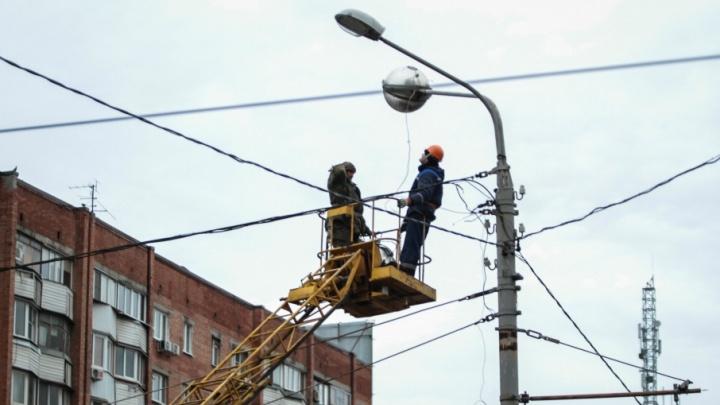 После праздников жители Железнодорожного района на 10 дней останутся без света
