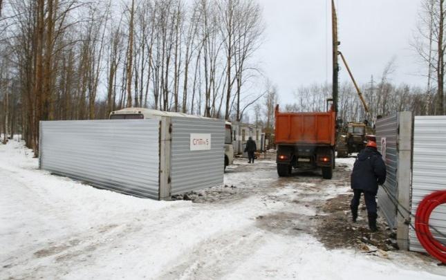 В Северодвинске приступили к строительству нового ФОКа
