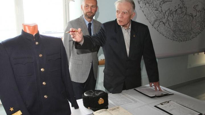 Северный морской музей обзавелся новыми экспонатами