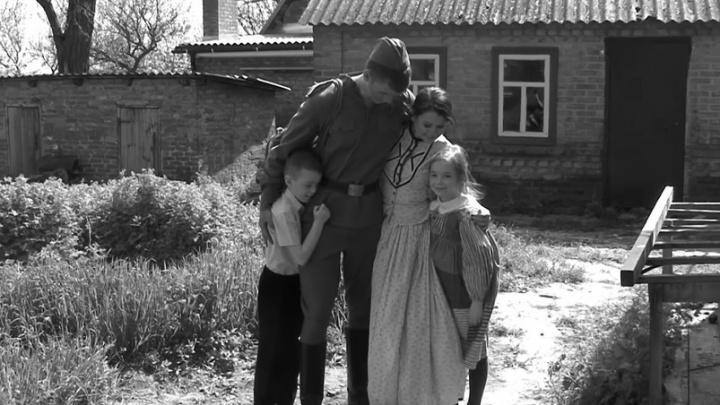 В Ростове курсанты сняли трогательный видеоклип ко Дню Победы