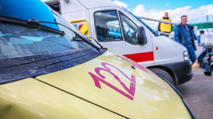 В Самарской области 10-летняя девочка попала под колеса авто: ребенок повредил позвоночник