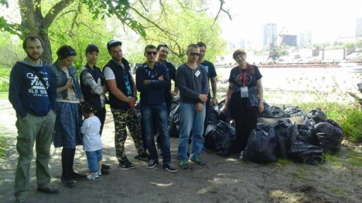 Лучший «тренинг смирения»: ростовчан просят спасти Зеленый остров от мусора