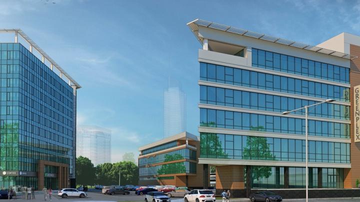 В центре Челябинска построят ещё один бизнес-центр
