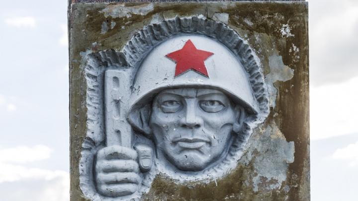 В Волгограде разрушается памятник защитникам Сталинграда