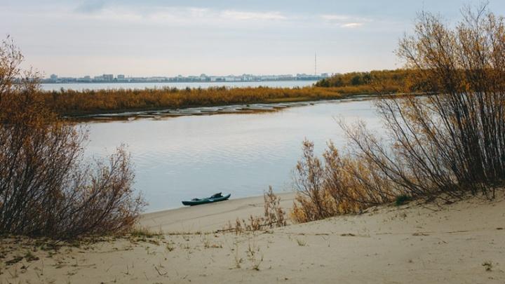 В дельте Северной Двины пропал пожилой рыбак