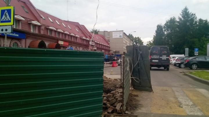 Ярославль перекопали: по каким улицам не проехать на машине