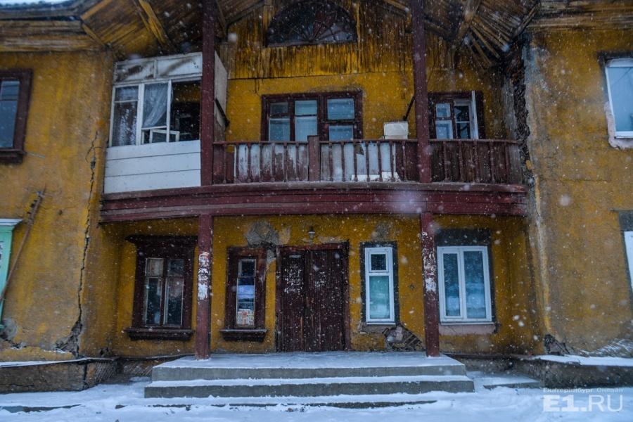 Евгений считает, что реновацию нужно начинать как раз с таких домов