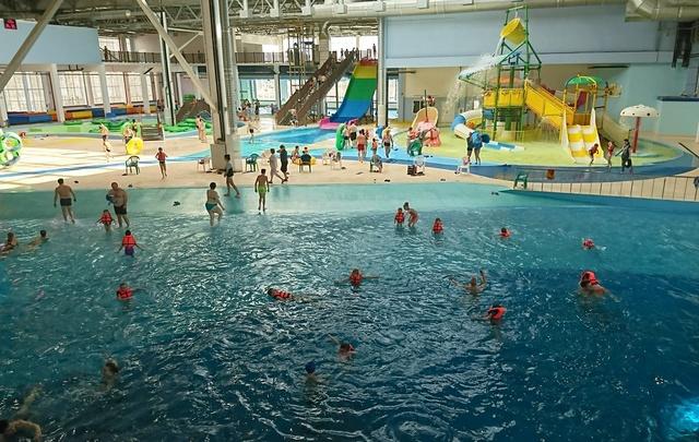 На следующей неделе в Ярославле заработает аквапарк: график работы