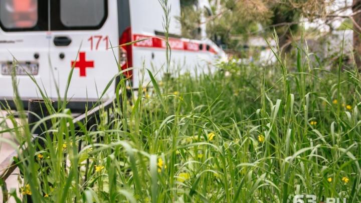 В Тольятти годовалый ребенок разбился насмерть, выпав с 4-го этажа