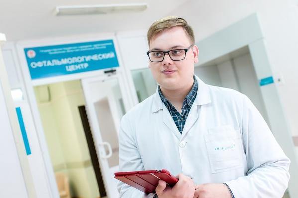 Дмитрий Еловский стал семнадцатым донором стволовых клеток на Южном Урале