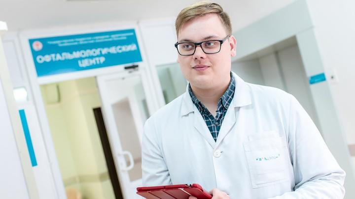 «Попал в малюсенький процент»: донором стволовых клеток на Южном Урале стал будущий педиатр