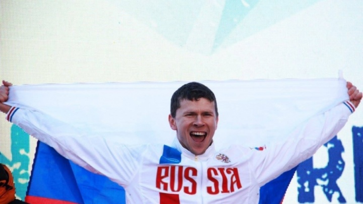 Тюменский чемпион мира по ледолазанию засветился в  шоу «Русский ниндзя» на Первом канале