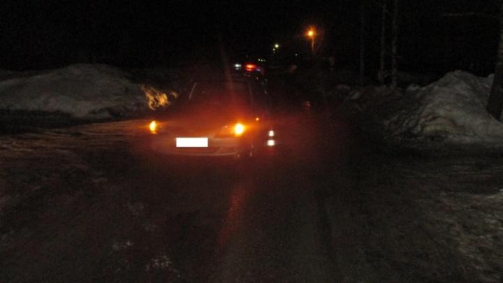 Было очень темно: водитель сбил женщину в Творогово