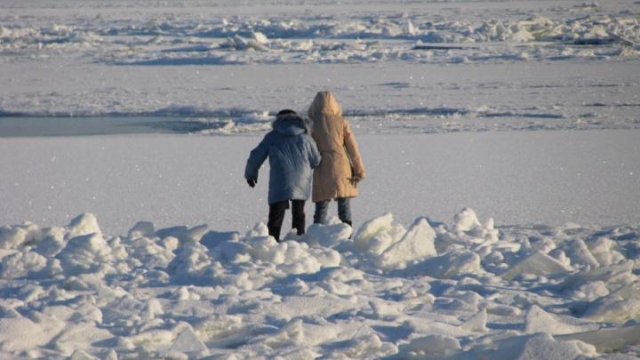 В котловане под Волгоградом во льду нашли труп мужчины