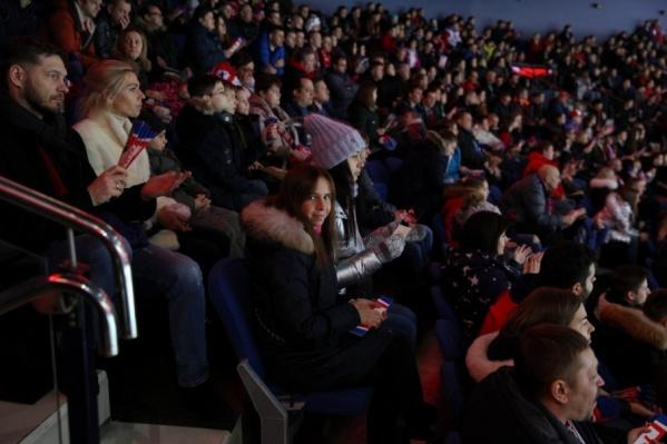 Ярославцы смогут увидеть матч Еврохоккейтура