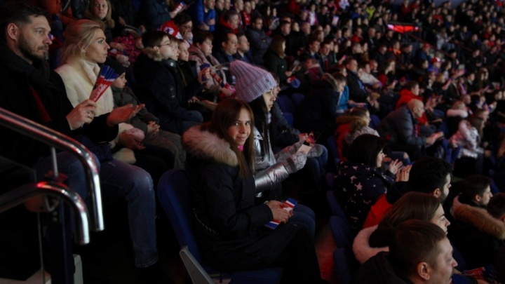 Большой хоккей в Ярославле: в «Арене-2000» впервые сыграют сборные России и Швеции