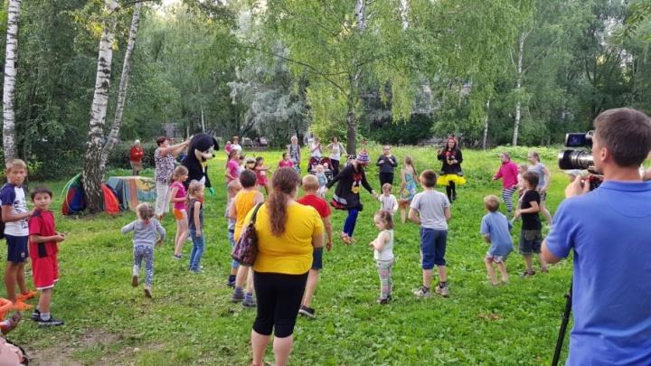«Дружные соседи» нагрянули в Дзержинский район
