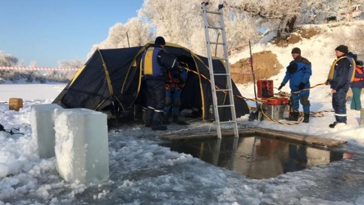 Тюменские спасатели выяснили, где может находиться тело утонувшего в Абатском семилетнего мальчика