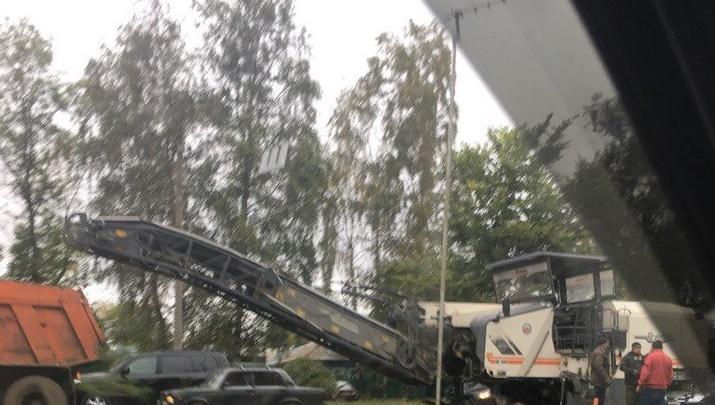 В Ярославле начали ремонт на самом «убитом» проспекте за Волгой