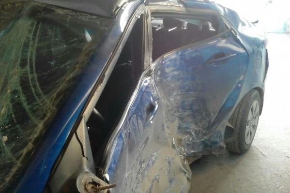 Управлявший машиной Евгений стал после аварии инвалидом первой группы
