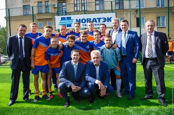 На Южном Урале стартовал пятый сезон Кубка «НОВАТЭК» по мини-футболу