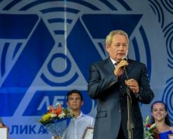 Глава Прикамья посетил юбилей «Соликамскбумпром»
