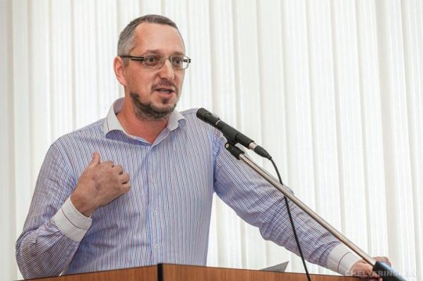 После обыска дома у Василия Московца силовики поехали к нему в офис