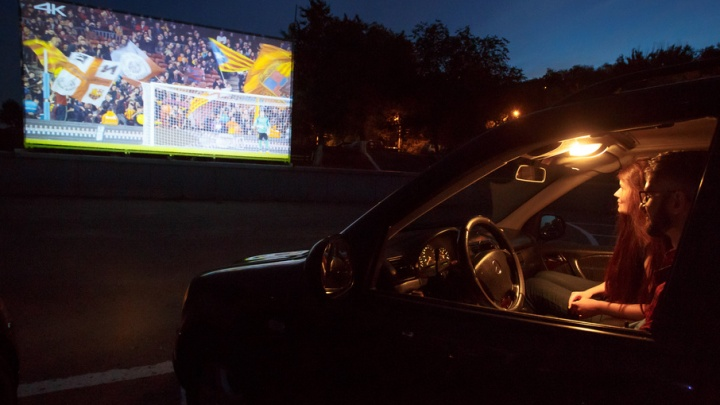 Волгоградцы увидят самые яркие блокбастеры всех времен на огромном экране