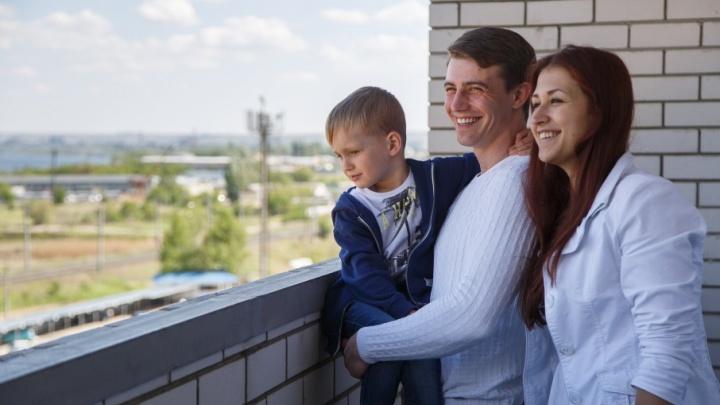 В Волгограде квартира в ипотеку доступна лишь четверти молодых семей