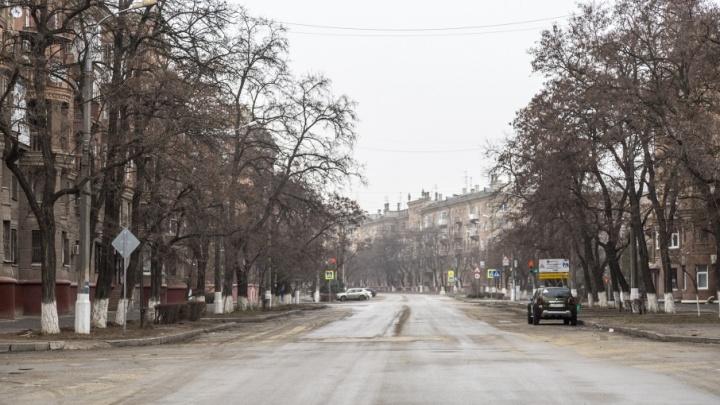 В Волгограде делят дни парковки на улице Советской