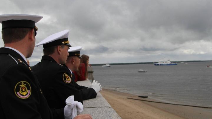 День ВМФ – 2017: салют прогремит только в Северодвинске