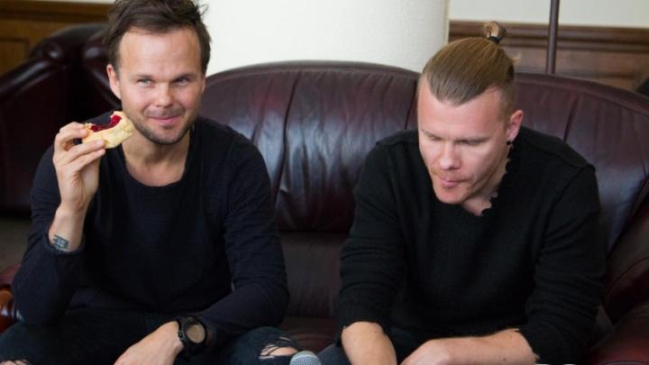 «Мы бы не рискнули»: финские звезды The Rasmus оценили переправу через Северную Двину