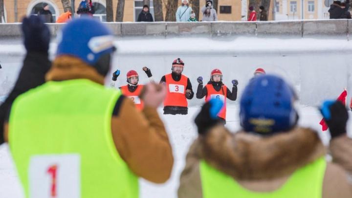 Снежная битва: в Архангельске проведут тренировку по юкигассену